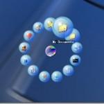 新感覚のデスクトップランチャーソフト マウスジェスチャーでフォーメーションを表示 Magic Formation