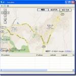 IPアドレスから住所を検索して調べてGoogleMapに表示するフリーソフト IP Locator