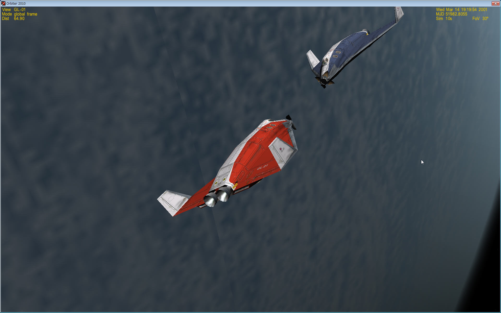 リアルスペースシミュレーター Orbiter 綺麗なグラフィックで宇宙を探索できるPCあれこれ探索 | PCあれこれ探索