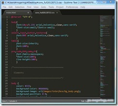 sublimetext9