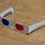 Youtubeの3D機能を体験してみました 3Dメガネ自作
