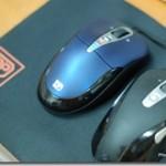 久々にマウスを買い換えました。 インターフェイスが変わると気分一新ですね。