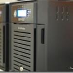 レビュー Buffalo WS-QVL/R5 ハード編 Windows Storage Server2008が導入されたミニサーバ