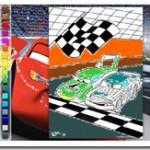 Chromeアプリ アニメキャラにお絵かき出来る楽しいアプリ 子供に大人気なキャラが沢山あります Coloring Pages