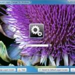 Windows7のログオン時の背景画像を変更できるフリーソフト Logon Changer for windows7