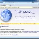 FirefoxをWindows用に最適化したPaleMoon 64bitにも対応した軽量なFirefox互換なブラウザ