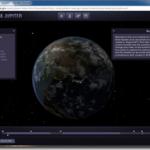 NASAが作成した宇宙体験が出来るネットサービス 太陽系をマウスだけであちこちと移動できます Eyes on the Solar System