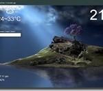 時刻、天気などをオシャレに表示してくれるChrome拡張機能 『Sun365』 ポータルサイトに便利