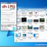 指定ユーザのTwitterの画像を一括ダウンロードできるフリーソフト 『dhIMG』 簡単に保存できる