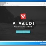 新しいブラウザ!! フラットデザインで使いやすそうな 『Vivaldi』プレビュー版