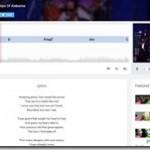 Youtube楽曲に歌詞やコードを表示してくれるWebサービス 『YouTab』
