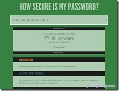 howsecurepassword1