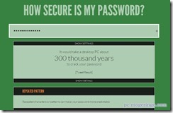 howsecurepassword4