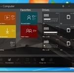 タイル調スタイルで視覚的にも楽しいファイラーなフリーソフト 『Immersive Explorer』