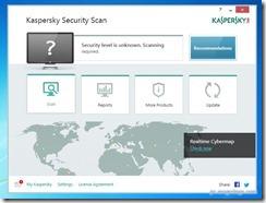 無料で使えるウィルススキャンツール!! カスペルスキーエンジンで安心スキャン 『Kaspersky Security Scan』