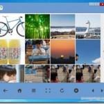 GoogleやDropbox、Facebook、iCloudなどの写真をまとめて閲覧できるフリーソフト 『Smileframe』