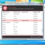 怪しいファイルをVirusTotalで簡単チェックできるフリーソフト 『Winja』