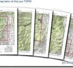 紙ベースのアメリカの地図が無料ダウンロードできるWebサービス 『PDF QUADS』