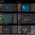ペイント感覚で3Dモデリングできるソフトウェア 『PolyBrush Lite』