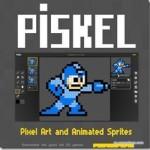 ドット絵なGIFアニメをWeb上で作成できるWebサービス 『Piskel』