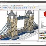 CADでレゴブロック!! レゴブロックで思う存分遊ぶことができるCADなフリーソフト 『LeoCAD』